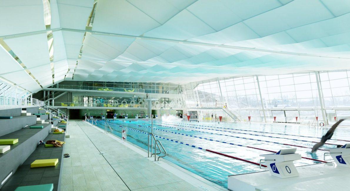 Sports and Wellness bath Eggenberg