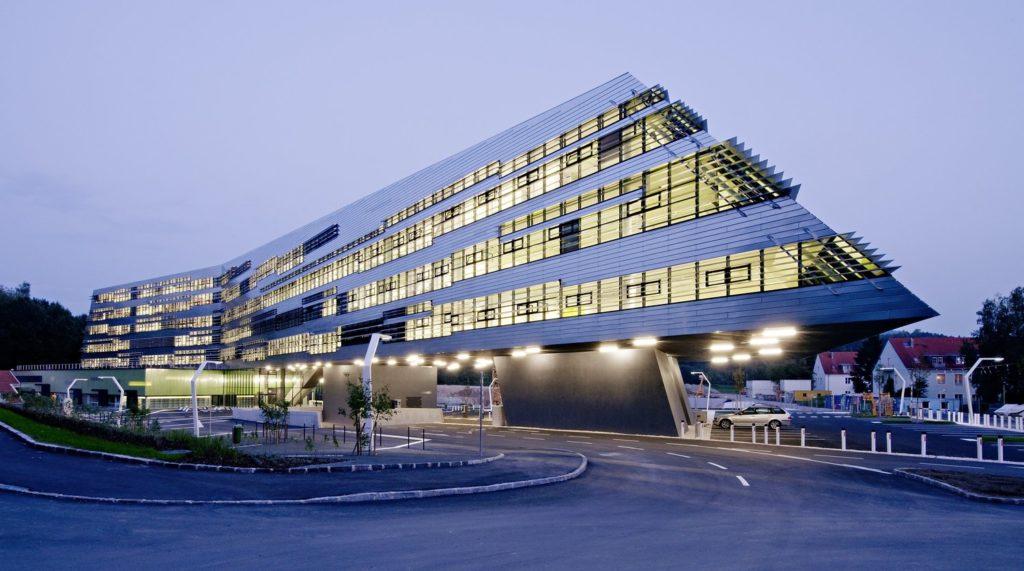 JKU Science Park - Bauteil 1