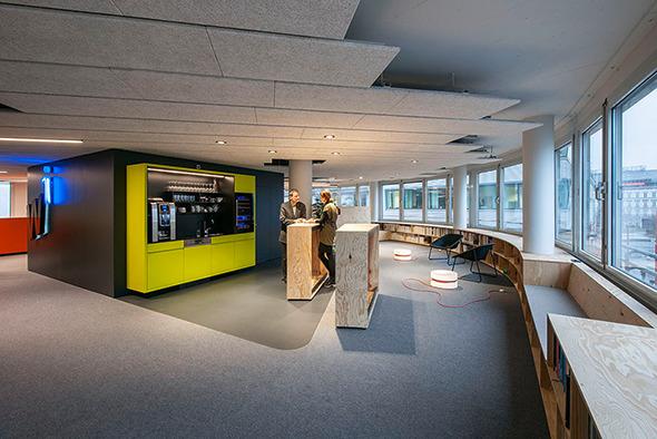 Büro der Werkraum Ingenieure