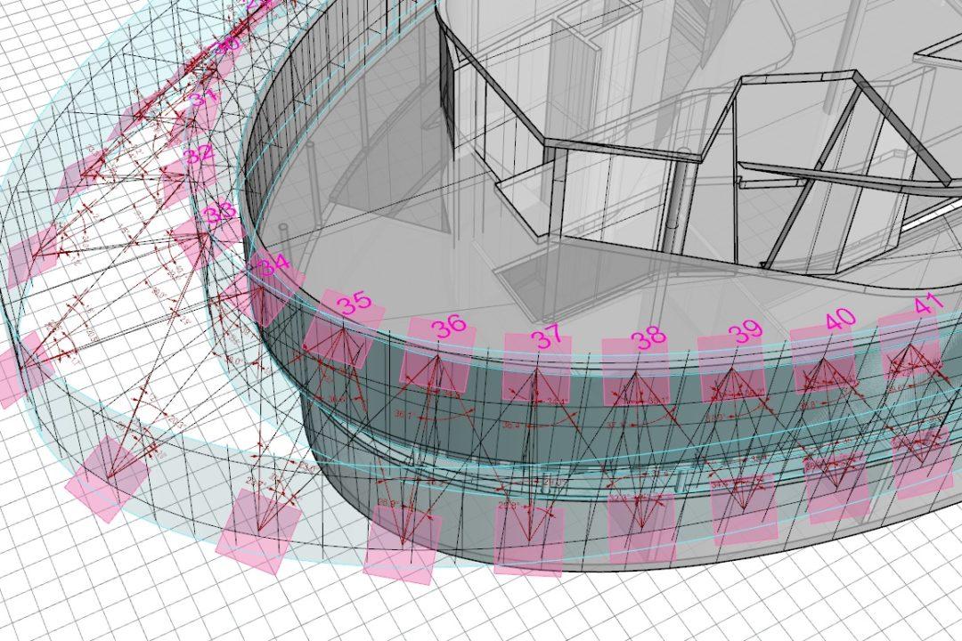 KTM-Museum Structural Design